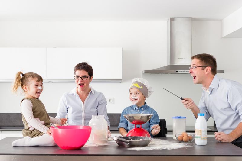 Photo Famille drôle