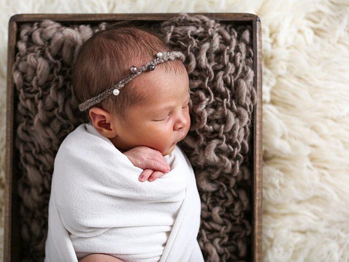 Photographe de nouveau-né