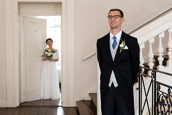mariage château de Vandéléville