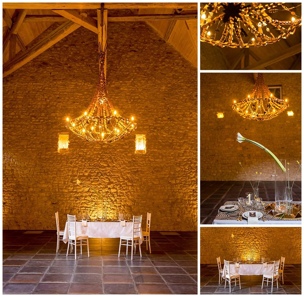 salle mariage chateau de preisch