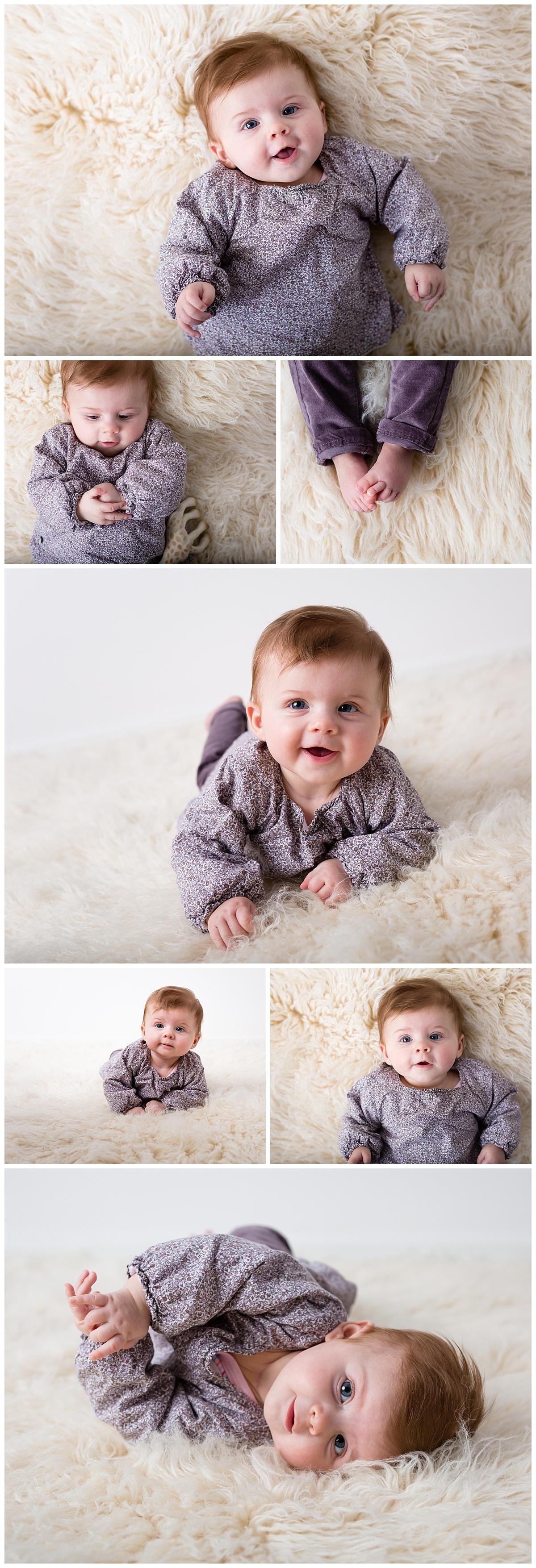 mini séance photo bébé à Metz