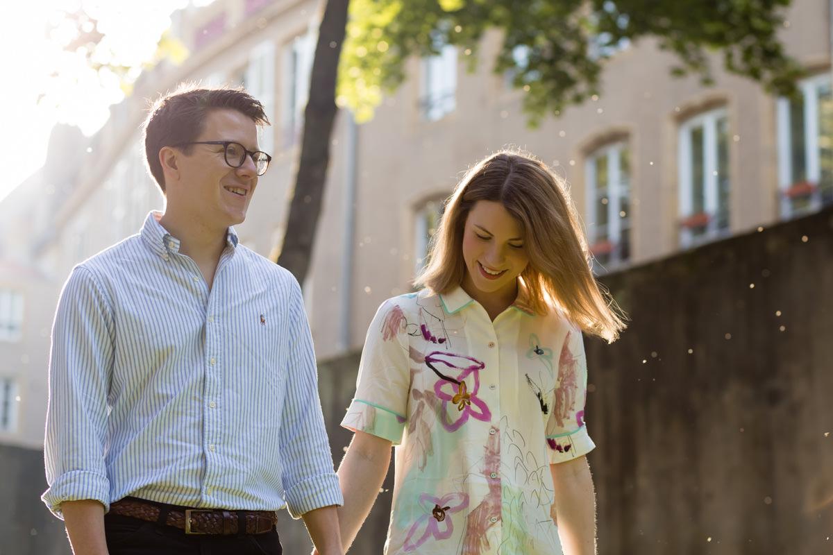 Séance photo de couple à Metz