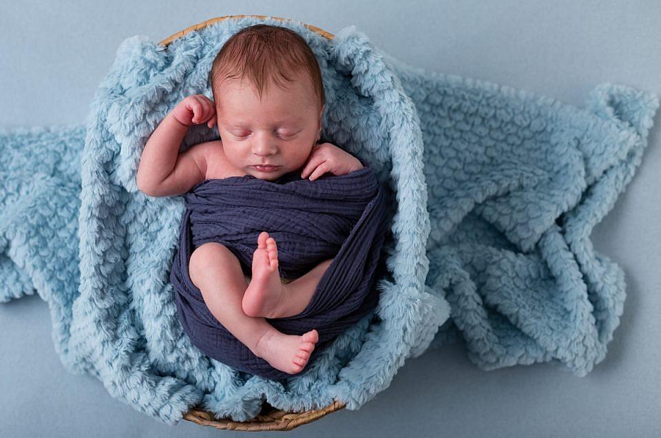 Photos de naissance toutes douces