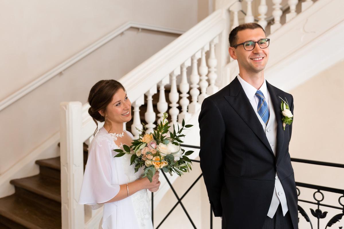 mariage au château de vandéléville