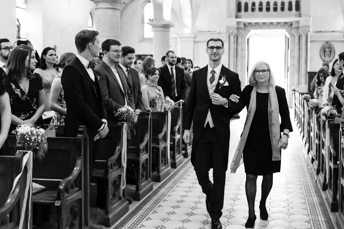 mariage notre dame de Sion