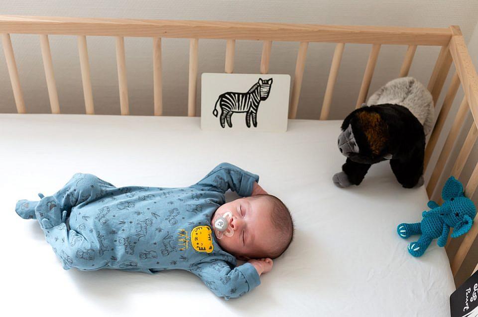 Photographe pour bébé à domicile
