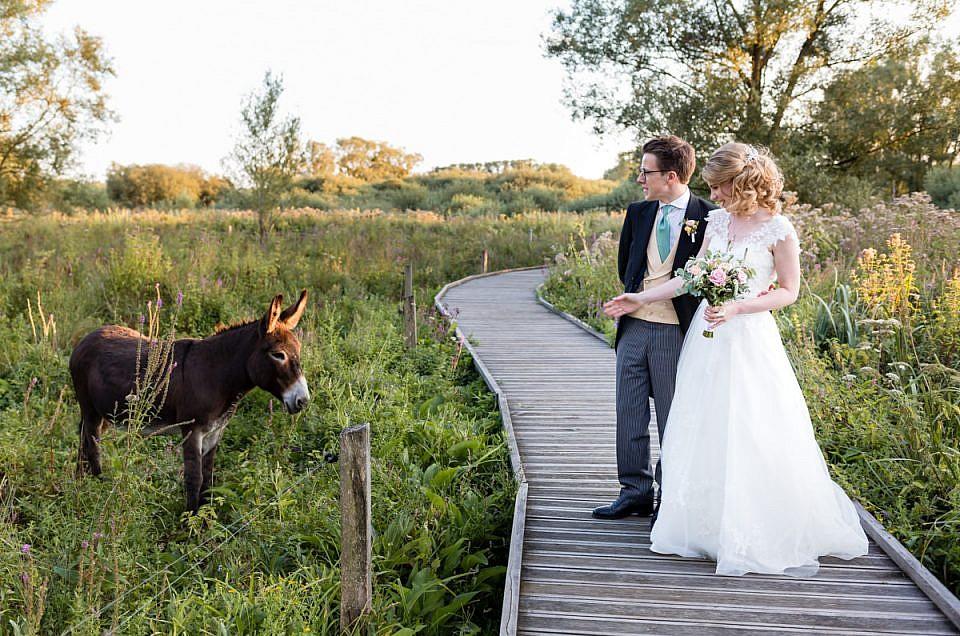 Princess Wedding at Saint Sixte Castle, France