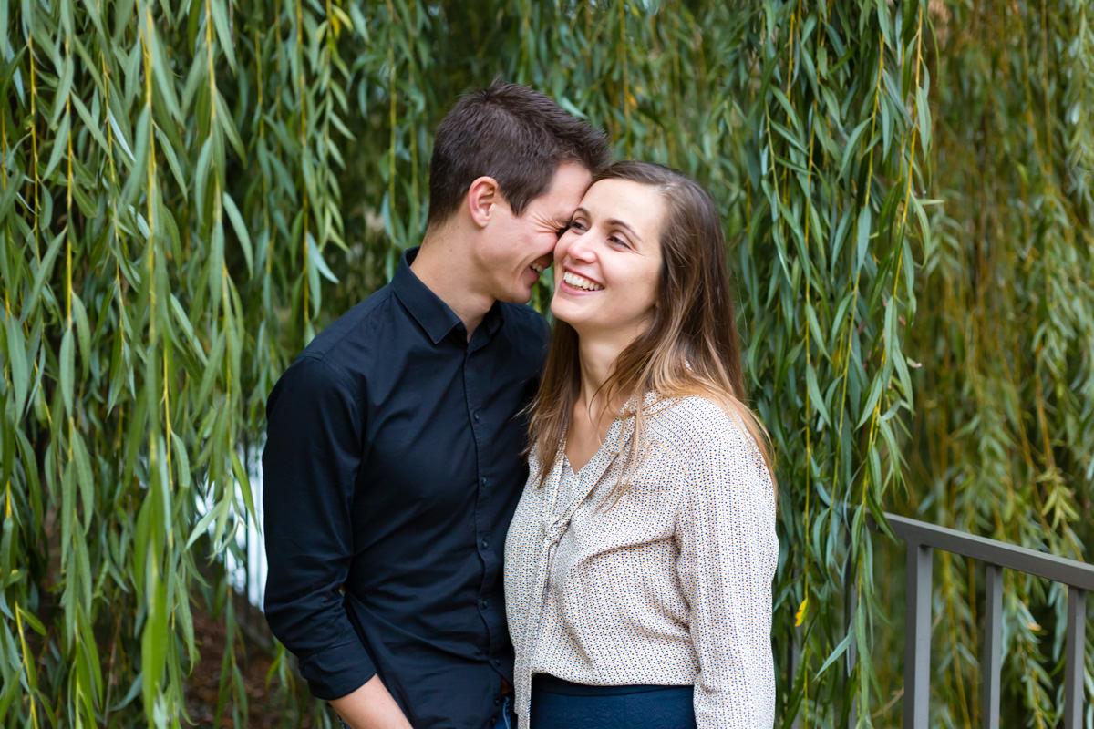 seance photo engagement mariage