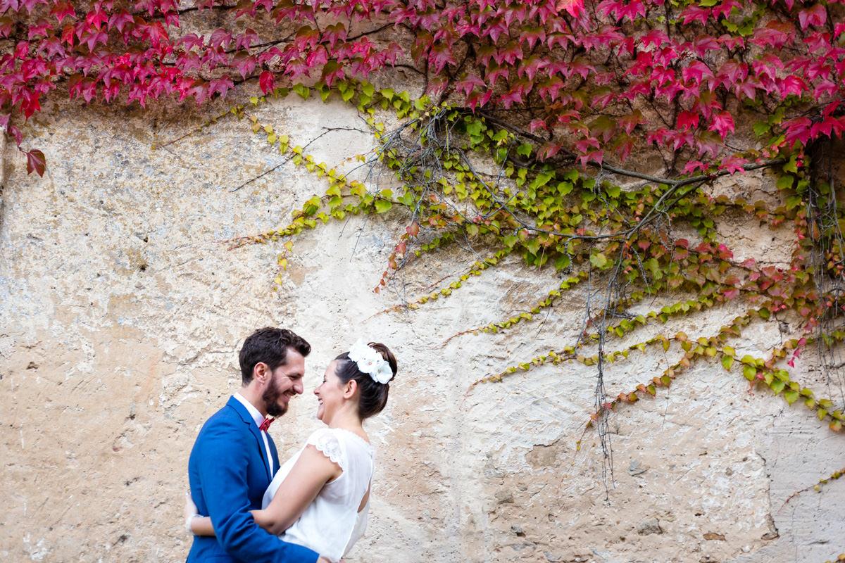photographe mariage automne