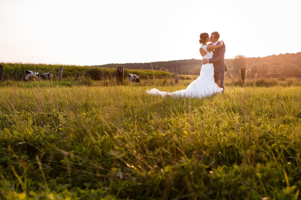 Photographe de mariage Grange de Condé