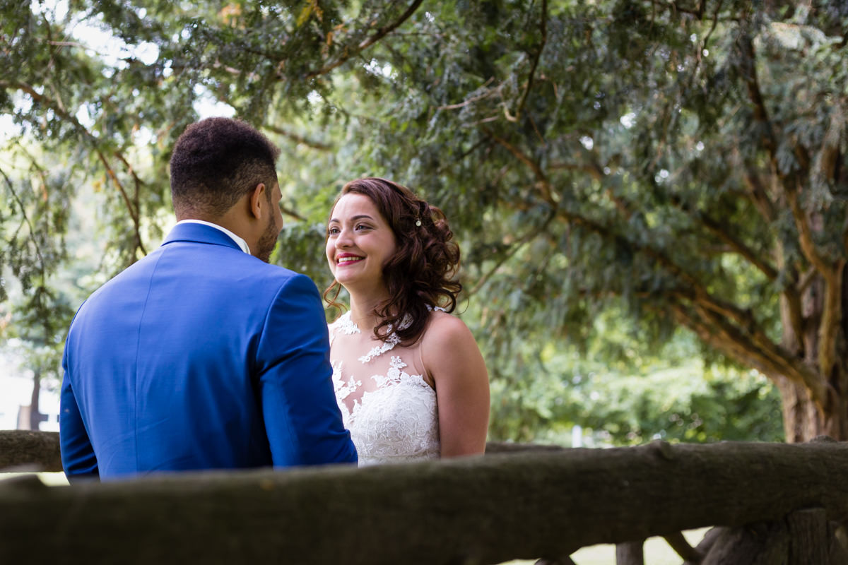 Mariage First Look