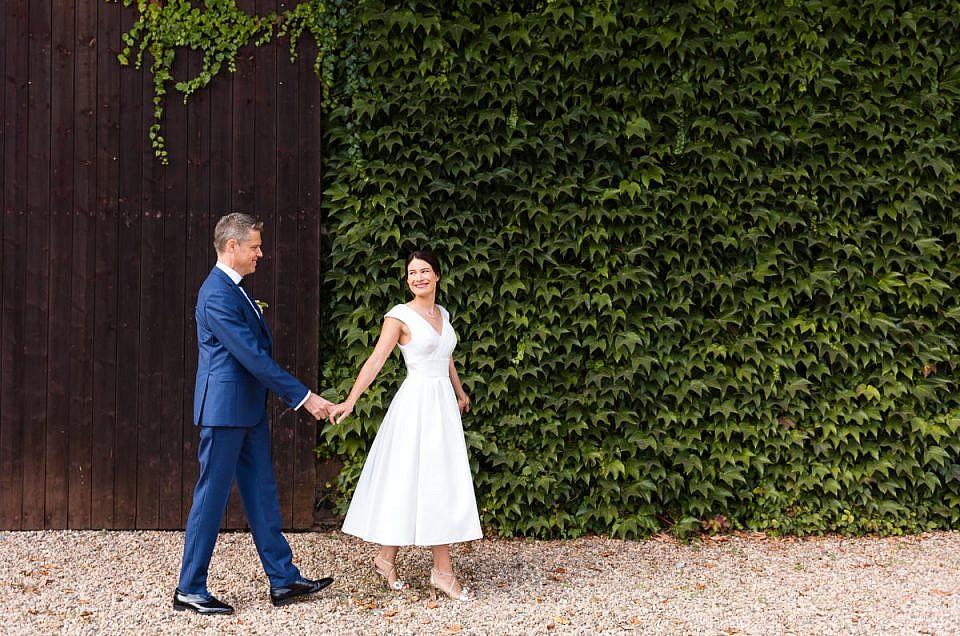 Quand réaliser vos photos de couple le jour du mariage