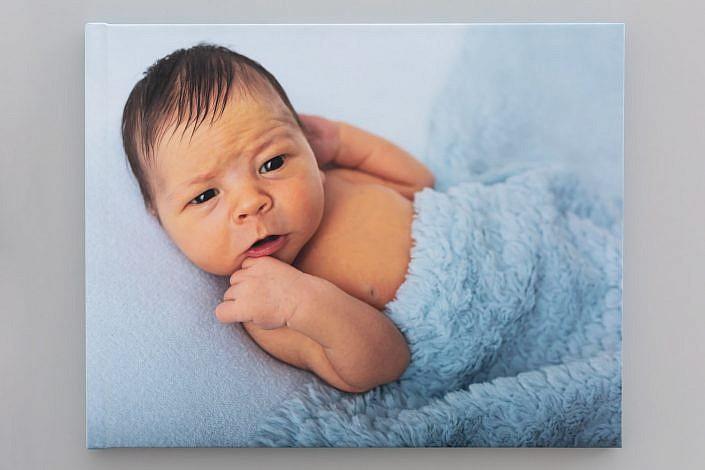 album photo de naissance