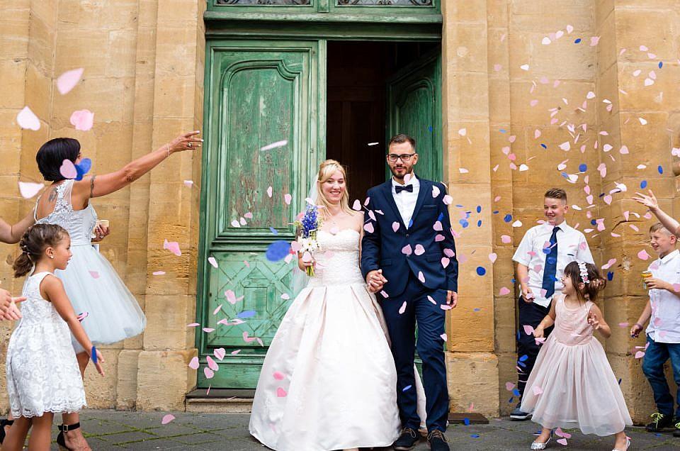 Photos de mariage à Thionville