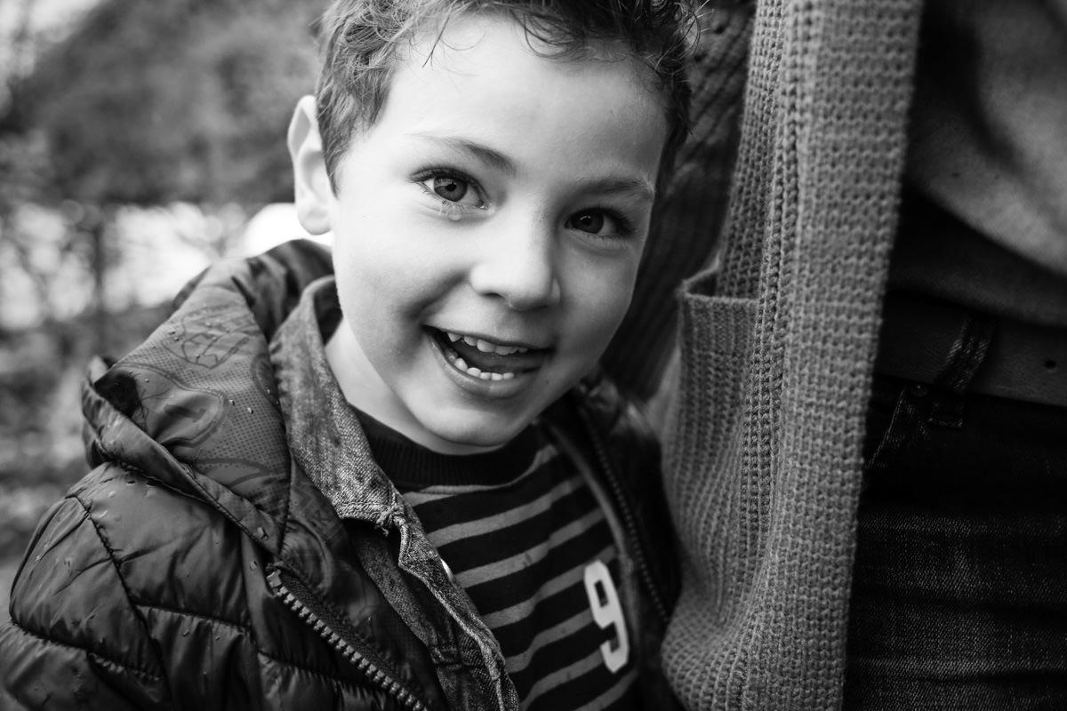 portrait professionnel d'enfant